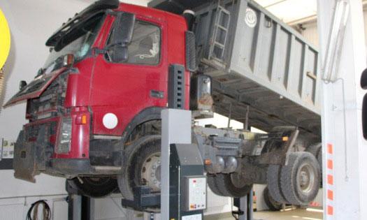 Ремонт грузовых авто в Коломне