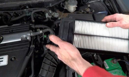 Замена фильтров авто в Коломне