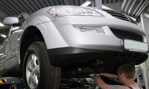 Замена масла двигателя авто в Коломне