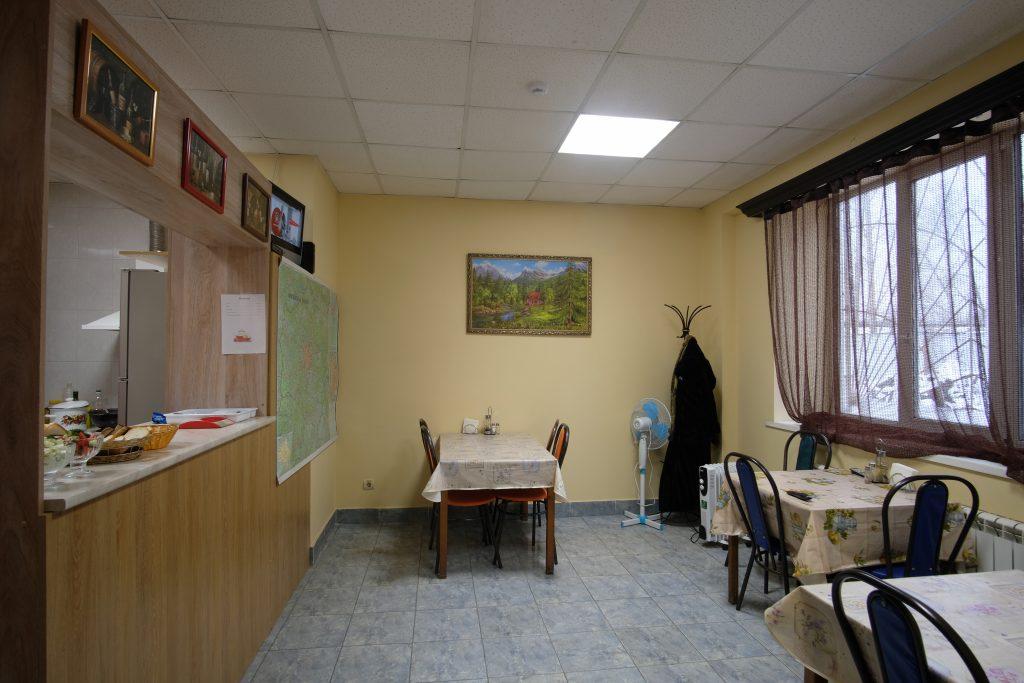 Наша столовая в Коломне