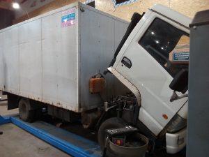 Снятие и ремонт КПП